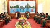 Vietnam - Cambodge: renforcement de la coopération décentralisée