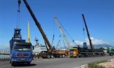 Plus de 254 millions de tonnes de marchandises via les ports maritimes