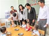 La ville de Cân Tho agit pour mieux protéger les enfants