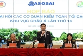 Audit: la 2e réunion du Comité de pilotage de la 14e Assemblée de l'ASOSAI