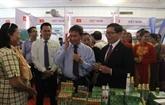 Foire-expo internationale de l'ASEAN 2018 à Hô Chi Minh-Ville