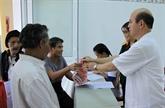 Soins de santé gratuits à plus de 1.000 habitants d'ethnies minoritaires à Quang Tri