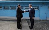 La R. de Corée et la RPDC restaurent la ligne directe militaire maritime entre cuirassés