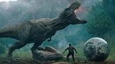 Jurassic World reste en tête du box-office en Amérique du Nord