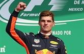 GP d'Autriche: victoire de Verstappen, Vettel prend la tête du Championnat