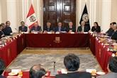 Pérou: un scandale d'enregistrements emporte le président de la Cour suprême