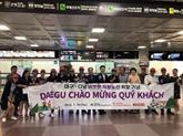 Ouverture de la ligne aérienne directe Dà Nang - Deagu