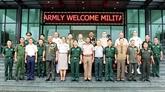 Des attachés militaires étrangers au Département des opérations de maintien de la paix