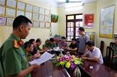 Scandale au baccalauréat à Hà Giang: un cadre de l'éducation arrêré