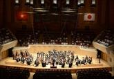 Concert en l'honneur des 45 ans des relations diplomatiques Vietnam - Japon