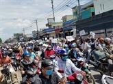 Dông Nai: 20 personnes poursuivies pour trouble à l'ordre public