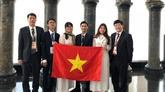 Trois médailles d'or pour le Vietnam aux Olympiades internationales de biologie