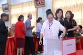 Vientiane: lAssociation des Vietnamiens tient son Xenbspcongrès