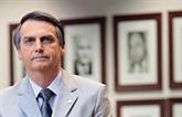 Présidentielle au Brésil: le député d'extrême droite Jair Bolsonaro entre en lice