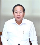 Le ministre de l'Information et de la Communication, Truong Minh Tuân, suspendu provisoirement de ses fonctions
