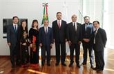 Le Mexique et le Vietnam promeuvent leur coopération décentralisée