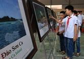Bac Kan: une exposition sur Hoàng Sa et Truong Sa du Vietnam