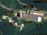 Pyongyang a commencé à démanteler un site de lancement de satellites