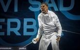 Escrime: le Français Yannick Borel champion du monde d'épée