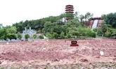Cérémonie en mémoire de 10 jeunes filles volontaires décédées au carrefour de Dông Lôc