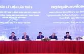 Vietnam - Laos: 6e séminaire théorique entre le PCV et le PPRL