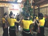 Xên Lâu No, une fête traditionelle des Thai