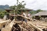 La Croix-Rouge du Vietnam appelle à aider les habitants sinistrés