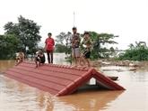 Le président sud-coréen ordonne l'envoi d'une équipe de secours au Laos