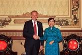 Hô Chi Minh-Ville veut renforcer ses liens avec l'Australie