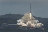 SpaceX lance dix nouveaux satellites d'Iridium