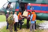 L'armée vietnamienne participe aux efforts de secours au Laos