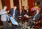 Le sud-coréen Lotte souhaite investir dans des projets de Hô Chi Minh-Ville