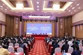 Vietnam - Laos : 6e colloque théorique des deux Partisà Vientiane