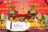 Messe de requiem pour les morts pour la Patrie à la pagode Vinh Nghiêm