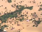 Barrage effondré au Laos: aides étrangères pour les sinistrés