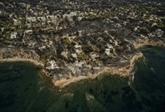 Le gouvernement grec suspecte une origine criminelle aux incendies du 23 juillet