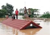 Effondrement de barrage: aider le peuple laotien à régler les conséquences