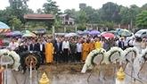 La 71e Journée des invalides de guerre et des martyrs célébrée au Laos