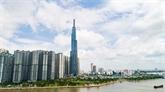 Inauguration de la plus haute tour du Vietnam