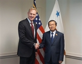 Le vice-président de l'AN, Dô Ba Ty, termine sa visite aux États-Unis