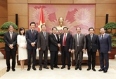 Renforcer la coopération législative Vietnam - Japon