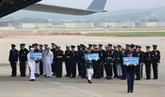 Dépouilles de soldats américains: Trump remercie Kim