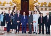 Le Vietnam considère les États-Unis comme l'un de ses partenaires de premier plan