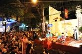 Les espaces musicaux font vibrer le Vieux quartier de Hanoï