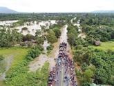 Inondations: le Vietnam exprime sa sympathie au Cambodge