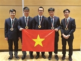 Le Vietnam primé aux 49es Olympiades internationales de physique
