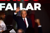 Entretien téléphonique entre Trump et le président élu mexicain