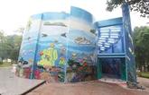 Le Palais de glaces à Hanoï s'exporte en Italie