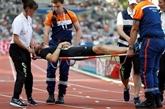 Athlétisme: Lemaitre forfait pour les championnats de France et d'Europe