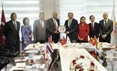 Les pays de lASEAN cherchent à renforcer les liens commerciaux avec la Turquie